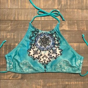 🌵Aeropostale Mandala Style Bikini Top